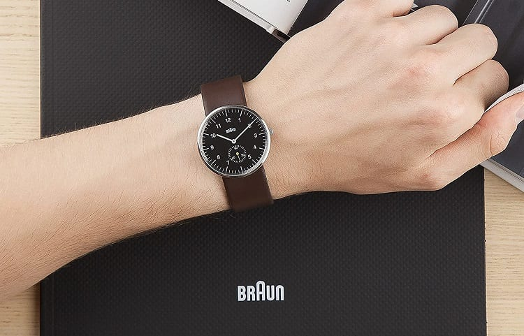 Braun Bn0024 BKBRG Watch
