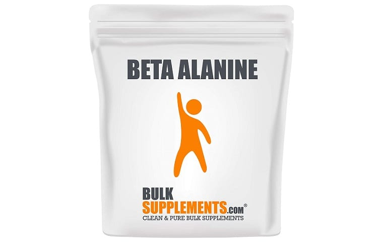 Beta Alanine from Bulk Supplements review