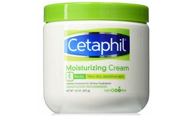 Cetaphil Moisturizing Cream for Dry/Sensitive Skin, Fragrance Free Review