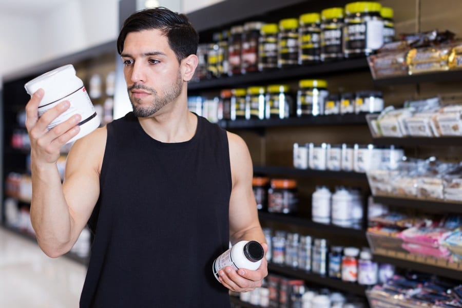 Best Healthy Supplements For Men
