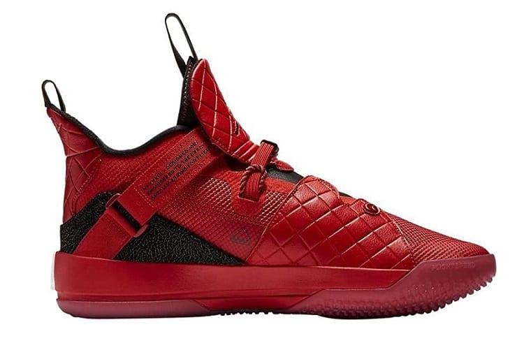 Jordan Nike Air XXXIII Men's Basketball Shoes Review