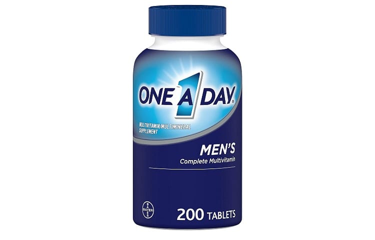 One A Day Health Formula multivitamin Review