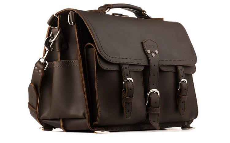Saddleback Leather Co. Classic Leather Briefcase Review