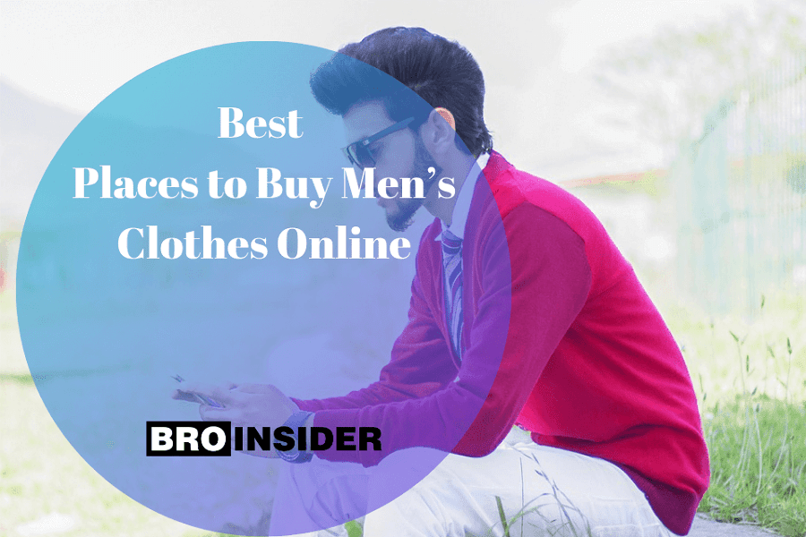 10 Best Places to Buy Men's Clothes Online