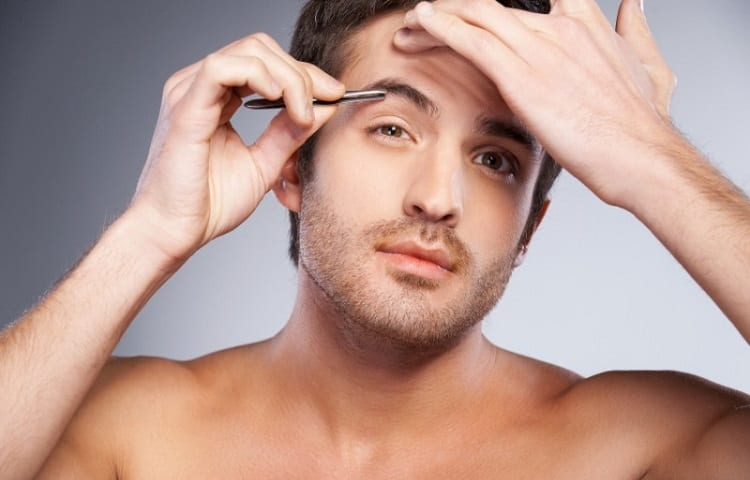tips and tricks for mans eyebrows