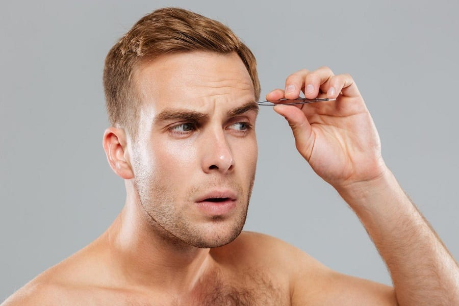 An Ultimate Guide To Take Care For Your Eyebrows (Men's Edition)