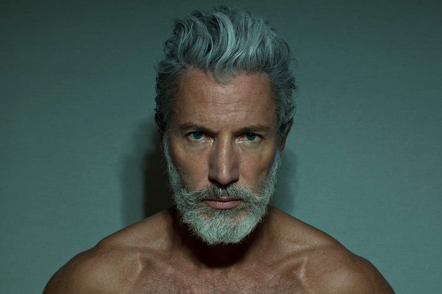 Why Do Beards Turn Grey First? A Quick Answer