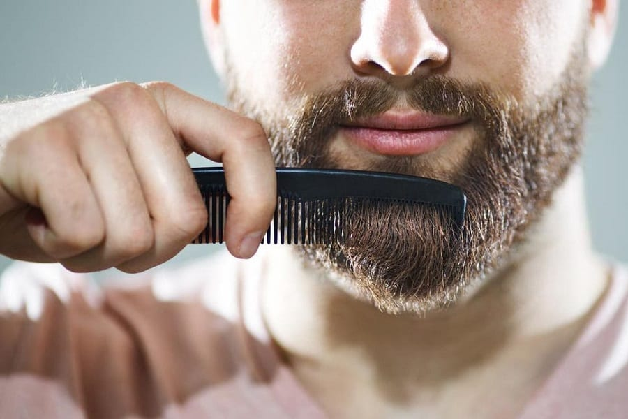 Beard Dandruff And How To Get Rid Of It
