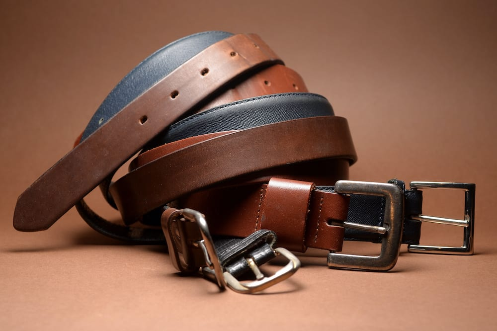 best mens leather belts made in usa