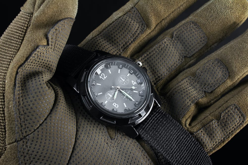 best tactical automatic watch